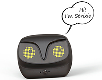 STRIXIE | BABY NURSE | PRODUCT DESIGN