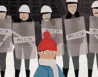 """Wilczek"" Martial law through the eyes of a child"