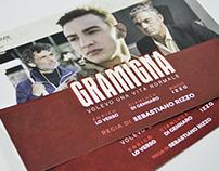 """Pressbook """"Gramigna (volevo una vita normale)"""""""