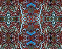 Textile print design 2