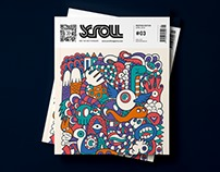 Scroll Magazine Relaunch