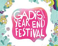 GADIS Year End Festival 2015
