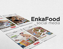 Enka Food Sosyal Medya