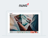 NUVO Marketing - Marketing Agency Website