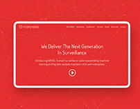Vi Dimensions Website Redesign