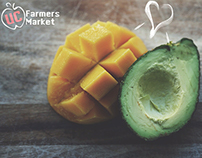 UC Farmers Market -Brand Identity