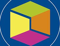 Logo/ Papelería/ Merchandising- Taller de Arte el Cubo