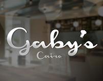 Gaby's | Brand Identity