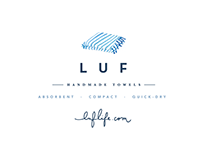 Luf Towels Branding