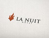 Branding Motel La Nuit