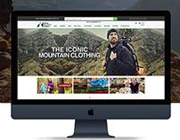 Sierra Mountain Traders - UI
