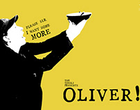 Oliver! The Musical - Marketing & Advertising