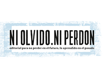 Ni olvido, ni perdón - Editorial
