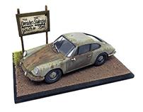 Abandoned '65-Porsche 911s