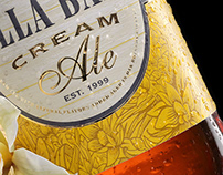 3D Vanilla Barrel Cream Ale - Advertising Imagery