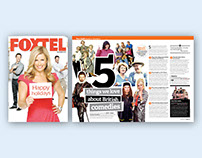 Foxtel Magazine