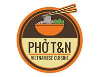 Pho T&N Branding