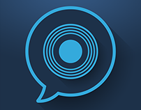 Gong Messenger Mobile Application UI UX Design
