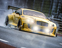 Bentley Continental RM 24h