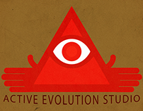 Active Evolution Studio - Logo option