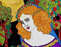 Lady of Rhubarb