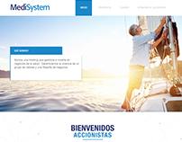 Intranet MediSystem - Salud SA