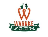 Warnke Farm Branding