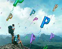 """Peter Bailey """"Balloons"""""""