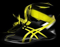 Ikoo Shoe for Asics Design Competition