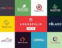 Logosfolio Vol. 01