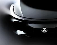 Mercedes Benz 'Nostalgia' Concept