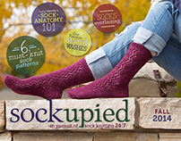 Sockupied Fall 2014 - iPad