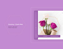 Diseño Web - FlowerShop