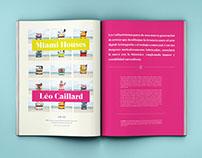 """FAHRENHEITº Magazine Nº 71 """"Destinos"""""""