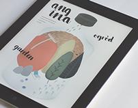 Angina ~ magazine for iPad