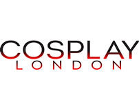 Cosplay London Basic Logo Design