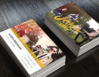 Business Cards for Jaker & Co
