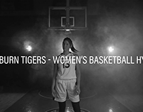 Auburn Tigers - Women's Basketball Hype