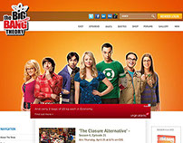 The Big Bang Theory - Fansite