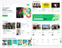 Daily UI Day #32: CrowdFunding