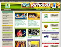 Grupo Band Vale Website