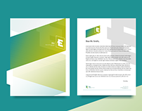 Ezy Solutions Brand Identity