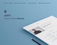 Resume | Amy