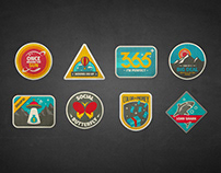Promotional Badges For State Employees Credit Union