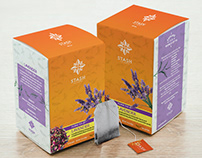 Concept Stash Tea Packaging Redesign