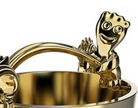 Sour Patch Kids Trophy