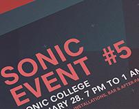 Sonic Event 2015