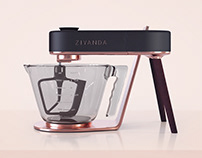 Ziyanda Stand Mixer - Product Design