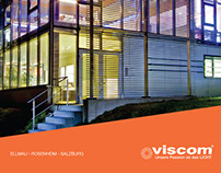 viscom LED product brochure