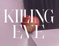 Killing Eve Concept Styleframes